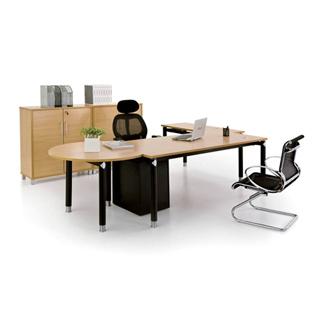 板式办公桌-02